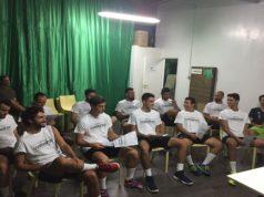 La Sampress si è radunata agli ordini di Coach Giannini