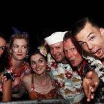 Il big hawaiian party al Summer Jamboree di Senigallia. Foto di Giuseppe Reggiani