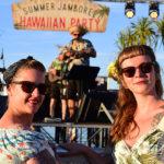 Il big hawaiian party al Summer Jamboree di Senigallia. Foto di Marco Carloni