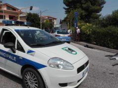 Polizia e vigili urbani di Osimo