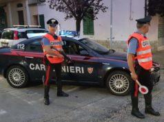 Carabinieri della compagnia di Jesi impegnati nei controlli sul territorio