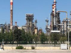 La raffineria Api di Falconara Marittima