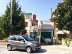 La villetta in via San Gaspare