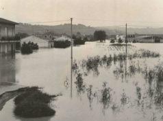 L'alluvione a Senigallia nel 1976