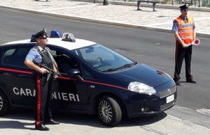 I controlli dei carabinieri (Foto: Carabinieri)
