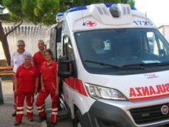 I volontari di Croce Rossa di Senigallia durante il Summer Jamboree