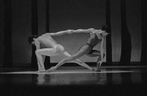 La danza di Bortoluzzi e Savignano ritratta da Emanuela Sforza