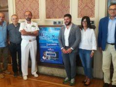 I partecipanti alla conferenza stampa di presentazione della Festa del mare di Ancona, edizione 2018