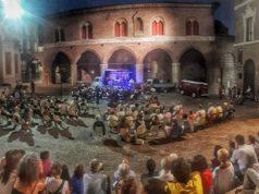 L'esibizione di ieri sera a Fabriano