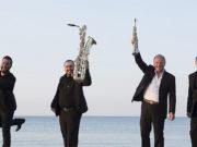 Federico Mondelci: i Sax Quartet