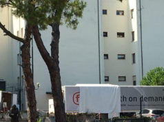 La risonanza magnetica mobile all'ospedale di Senigallia