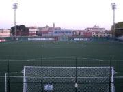 """Lo stadio comunale """"Goffredo Bianchelli"""" a Senigallia"""