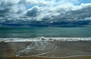 temporali in spiaggia