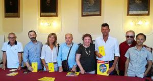 "La presentazione del festival senigalliese dedicato al noir ""Ventimilarighesottoimari in giallo"""