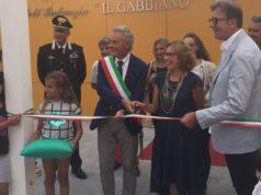 L'inaugurazione del nuovo Gabbiano a Sirolo