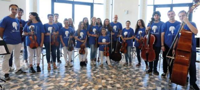 I musicisti del Marche music college