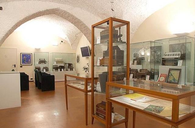 Il Museo internazionale di fisarmonica