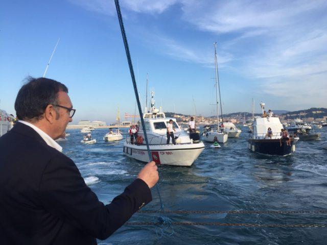 Ancona, festa del mare: sì al corteo di barche, no ai fuochi d'artificio