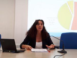 Daniela Barbaresi, segretario regionale Cgil