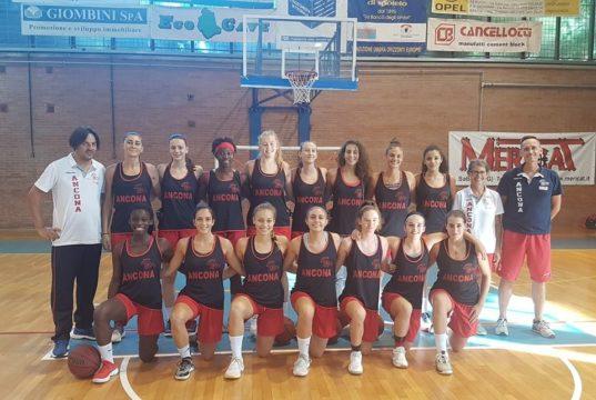Basket Girls Ancona