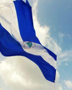 bandiera nicaragua