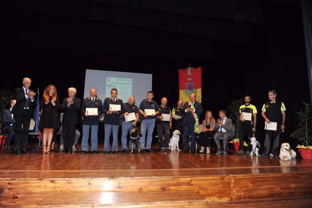 Civiche Benemerenze 2018, Osimo premia i più meritevoli