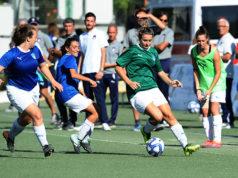 Uno dei match dei campionati nazionali studenteschi 2018 a Senigallia