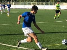 In corso a Senigallia i campionati nazionali studenteschi: una partita della categoria allievi