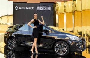 La nuova Clio Moschino