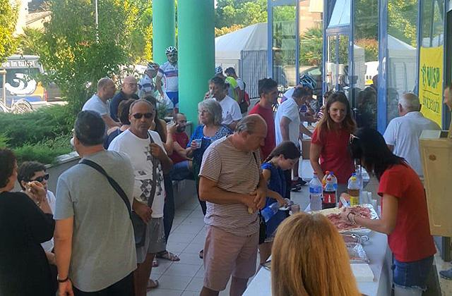 La festa per il memorial Tesei e per i 50 anni del comitato Uisp di Senigallia