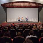 """La presentazione al cinema Gabbiano di Senigallia del film """"Sulla mia pelle"""" sulla storia di Stefano Cucchi"""