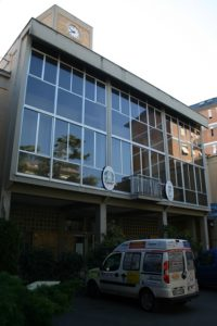 sede Cgil Chiaravalle