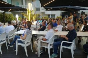 La presentazione dell'Inter Club Senigallia