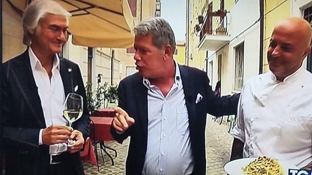 """""""Cibo e Vino"""",Senigallia su Canale 5"""