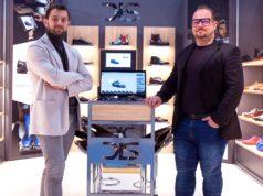 Andrea e Francesco Carpineti di Design Italian Shoes