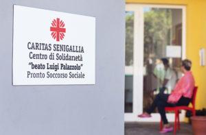 """Il """"pronto soccorso sociale"""" aperto al centro di solidarietà della Caritas di Senigallia"""