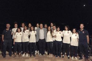 Presentata la nuova formazione di serie C femminile del Corinaldo Calcio a 5