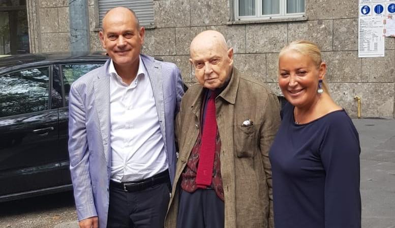 Jesi, prende forma il centro Alzheimer voluto da Cassio Morosetti