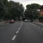 Risistemata via Cellini a Senigallia