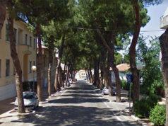 viale Enzo Paci a Monterado di Trecastelli