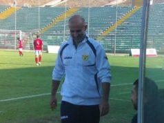 Mister Angelo Cetera sollevato dall' incarico di tecnico del Villa Musone