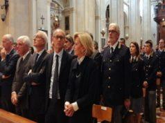 Il capo della Polizia Franco Gabrielli a Loreto