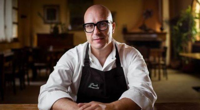 Il Maestro Paolo Brunelli, re della gelateria italiana