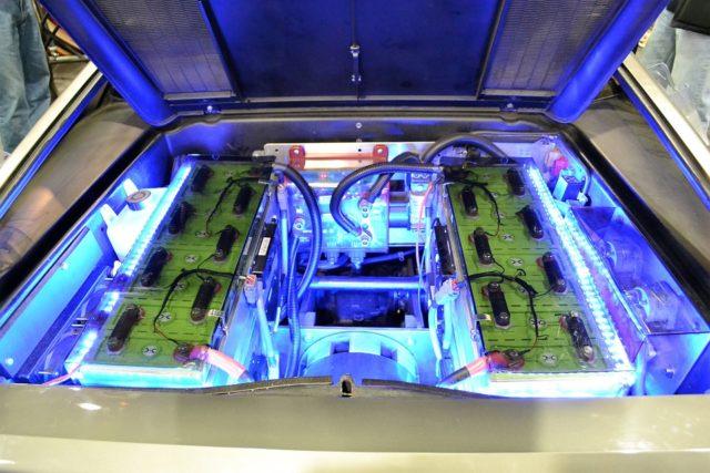 Il futuro è elettrico: il progetto Loccioni cavalca l'onda