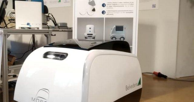 Il robot che ci aiuterà nel fare la spesa
