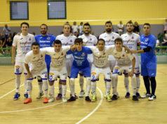 Foto di squadra per l'Italservice Pesaro