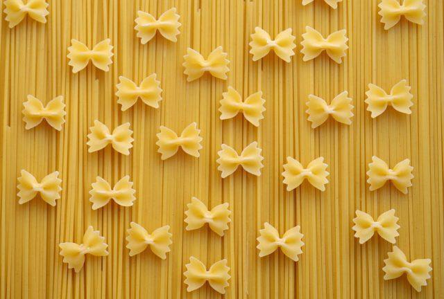 La pasta, il simbolo dell'italianità a tavola