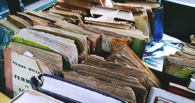Libri d'epoca