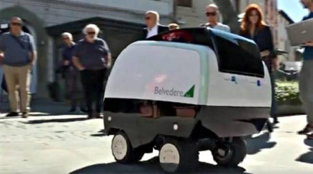 Mobot, il carrello della spesa 2.0