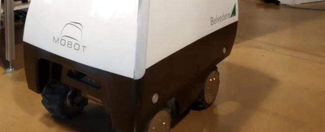 Mobot, un passo verso il futuro